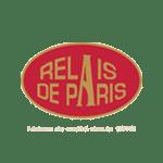 Le relais de Paris recharge votre téléphone.