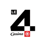 Logo le 4 Casino