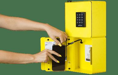 Câbles chargeurs station de recharge Welock