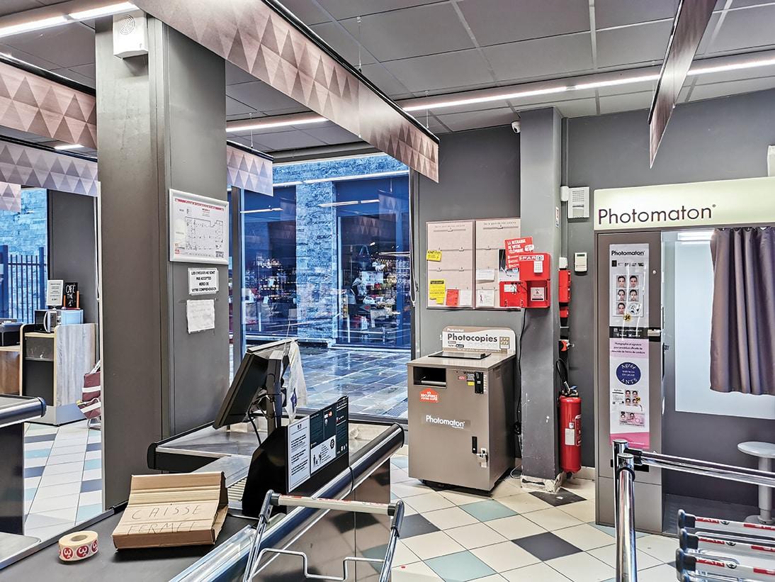 Service de recharge gratuit dans un magasin Spar, à Montagny !